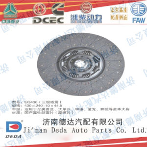 HOWO Truck Clutch Disc Az9114160020, Competitive Price