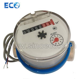 Single Jet Dry Dial Cold Water Meter-Lightest Weight (LXSC-15Ds) pictures & photos