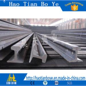 Q235, 55q, 24kg/M Steel Rail