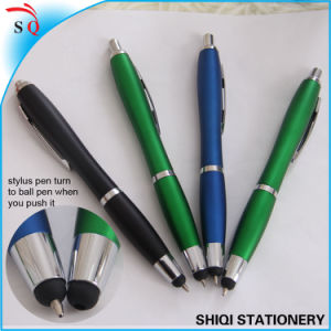 New 2 in 1 Wholesale Ballpoint and Stylus Touch Pen