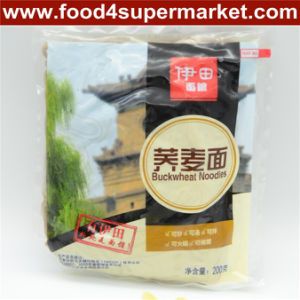 New Eco-Friendly Fresh Soba Noodle 200g pictures & photos