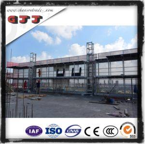 Platform Type Material & Passenger Hoist Elevator for Construction