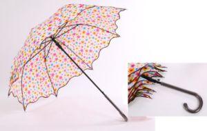 New 3 Folding Umbrella for Women (LGUZ14008)