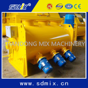 Good Quality Compulsary Twin Shaft Concrete Mixer (KTSB1000) pictures & photos