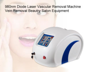 Laser Diode 980 Beauty Machine for Vascular Treatment Beauty Equipment pictures & photos