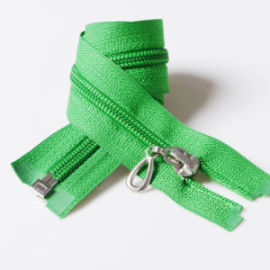 No. 5 Polyester Open-End O/E Zipper pictures & photos