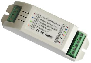 RGB/Single Color LED Lamp Dimming /Constant Current LED Sync Amplifier pictures & photos