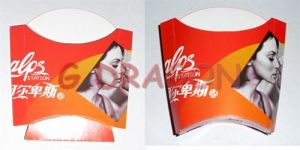 French Fry Scoop Cardboard Box (GD-FFB001) pictures & photos
