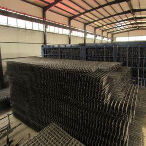 2016 Best Price Rebar Welded Wire Mesh pictures & photos