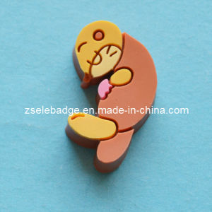 Soft PVC Pin Badge for Promotion pictures & photos