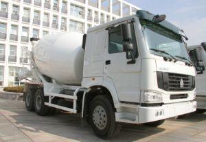 HOWO 6X4 10 M3 Concrete Mixer Truck (ZZ1257N3847) pictures & photos