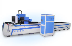 Jq 1000W Laser Power Metal Tube Cutting Machine for 3mm S S Cutting pictures & photos