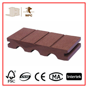 2014 Cheap WPC Decking From China, WPC Outdoor Decking