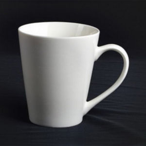 Super White Porcelain Mug - 14CD24365 pictures & photos