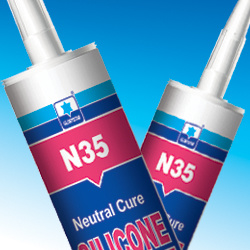 Lapis, Marble, Masonry, Neutral Cure Silicone Sealant for Concrete Filling