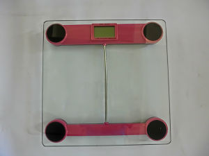 New Precision 180kg Glass Bathroom Scale