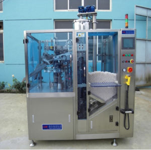 Paste Filling and Sealing Machine pictures & photos