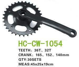 Bicycle Parts Chainwheel Crank (CW-1054) pictures & photos