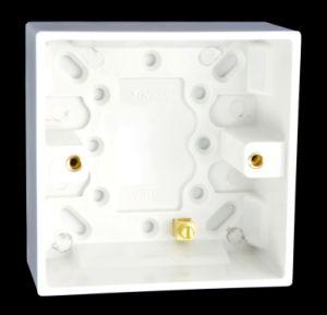 25mm Sigle Surface Moulded Box/Pattess