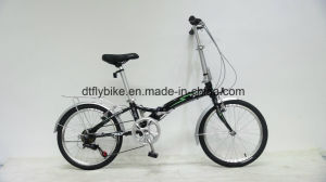 20inch Alloy Frame Folding Bike, Foldable Bicycle pictures & photos