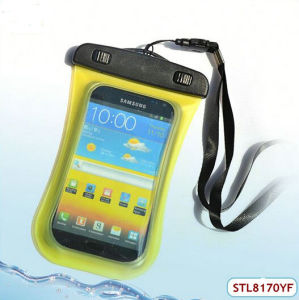 Factory Direct Selling Waterproof TPU Case Bumper for iPhone 6 Plus