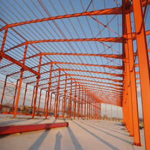 Prefabricated Steel Construction for Industial Solution pictures & photos