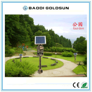 3W 12V Solar Pest / Mosquito Repeller Trap pictures & photos