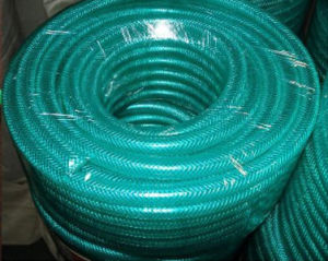 Flexible PVC Plastic Fiber Reinforced Hose pictures & photos