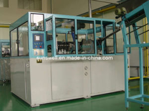 Hot Filling Bottle Fully Automatic Linear Blow Molding Machine (BM-30H) pictures & photos