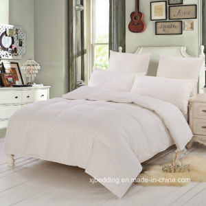 White Duck Down Duvet with Gusset Wall pictures & photos