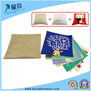 Custom Print Cushion Cover Wholesale Sublimation Pillow Case pictures & photos