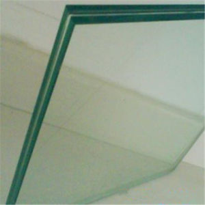 Art Decotative Tempered Laminated Safety Glass for Bathroom Glass pictures & photos