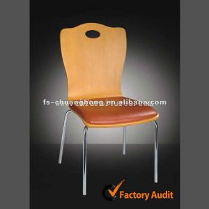 Modern Dining Chair with Leather Cushion (YC-B69-01) pictures & photos