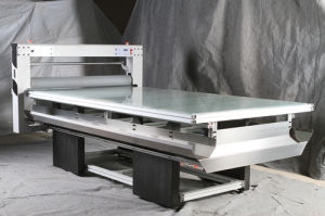 Mf1325-B4 Flatbed Laminator for Signage and Graphic pictures & photos