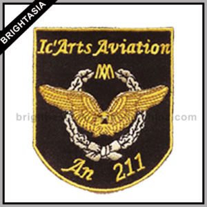 IC Arts Aviation Iron-on Patch for Clothing Accessory (BYH-11070) pictures & photos