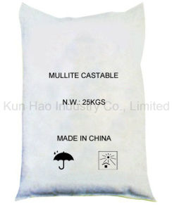 Insulating Mullite Refractory Castables for Lining