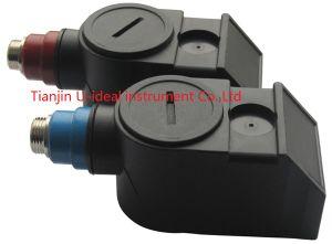 TDS-100 Handheld Ultrasonic Flowmeter Portable Ultrasonic Flowmeter pictures & photos