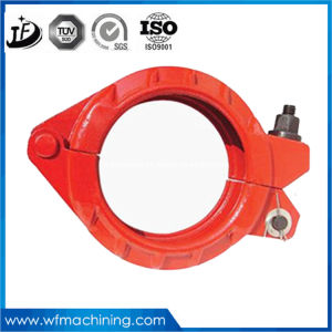 OEM CNC Machining Cast Iron Clamp/Fastener by Casting Machine pictures & photos