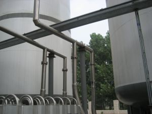 Vacuum Low-Temp Heat-Insulated Gas Tube pictures & photos