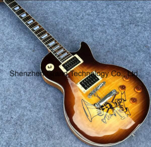 Lp Slash Standard Electric Guitar in Tobacco Burst Color (GLP-194) pictures & photos