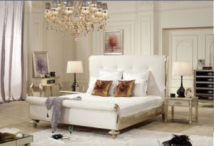 China Luxury Star Hotel President Bedroom Furniture Sets/Standard ...