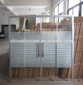 Hangzhou Factory Direct Sliding Glass Shower Doors with Toughened Safety Glass pictures & photos