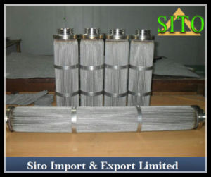 Cylinder Filter/ Stainless Steel Wire Mesh Filter pictures & photos