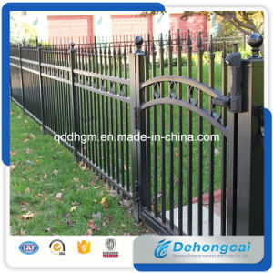 Customized Wrought Iron Fencing/ Stainless Steel Fence/Aluminium Fencing/Fence Gate pictures & photos