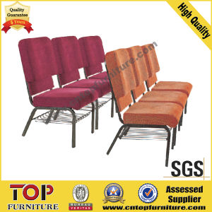 Strong and Modern Cheap Steel Church Chair pictures & photos