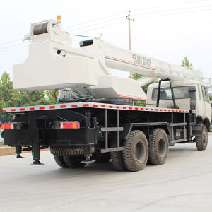 16ton Tire Crane Truck pictures & photos