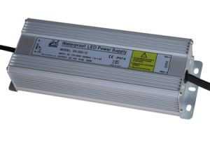 200W 0-10V Dimmable Constant Current LED Driver (PF>0.95)