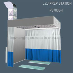 Jzj Prep Station Spray Booth (Model: PS700B-II) pictures & photos