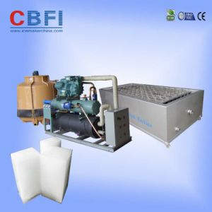 Air and Evaporative Cooling Ice Block Making Machine (BBI30) pictures & photos