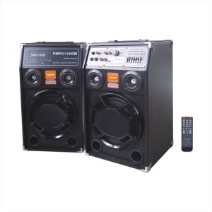 Stage Loudspeaker 2.0 Active DJ Speaker 6284 pictures & photos